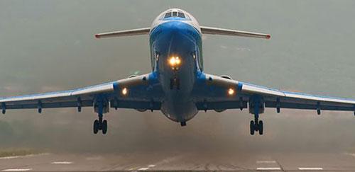 Фото 2 - Ту-154.